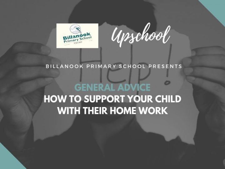 General Advice: How to Support Your Child with Their Home Work