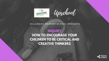 Inquiry: How to Encourage Your Children to Be Critical and Creative Thinkers