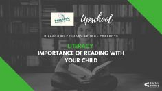 Literacy: Importance of Reading with Your Child