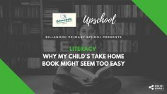 Literacy: Why My Child's Take Home Book Might Seem Too Easy