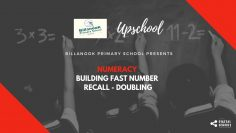 Numeracy: Building Fast Number Recall – Doubling