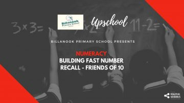 Numeracy: Building Fast Number Recall – Friends of 10
