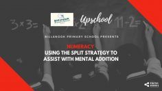 Numeracy: Using the Split Strategy to Assist with Mental Addition