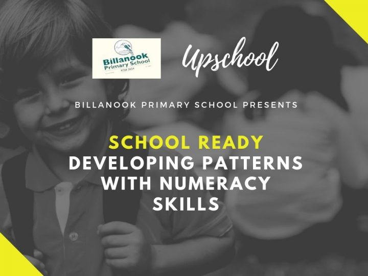 School Ready: Developing Patterns with Numeracy Skills