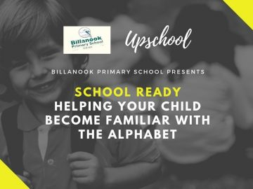 School Ready: Helping Your Child Become Familiar with the Alphabet