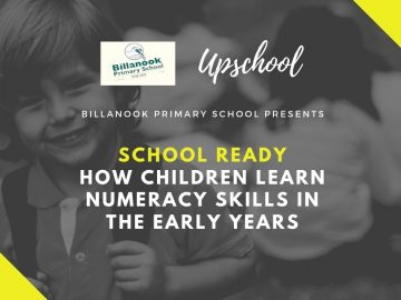 School Ready: How Children Learn Numeracy Skills in the Early Years