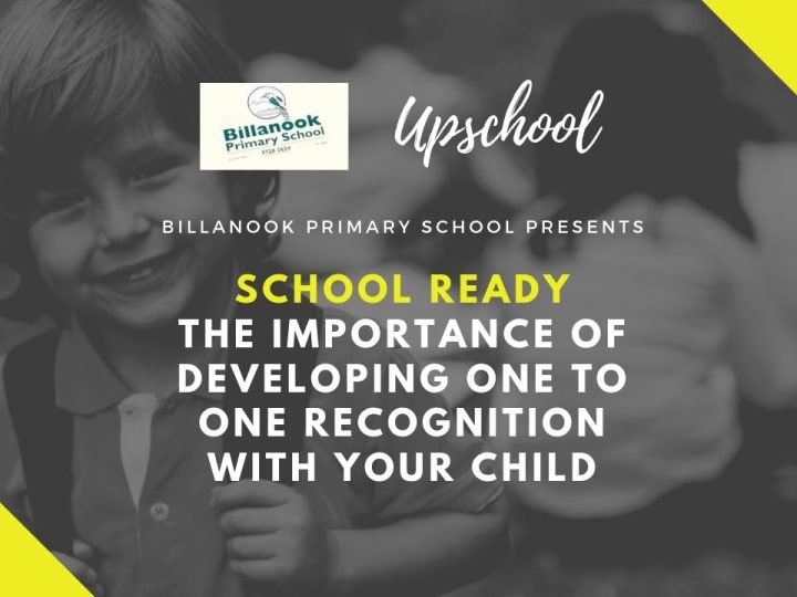 School Ready: The Importance of Developing One to One Recognition with Your Child