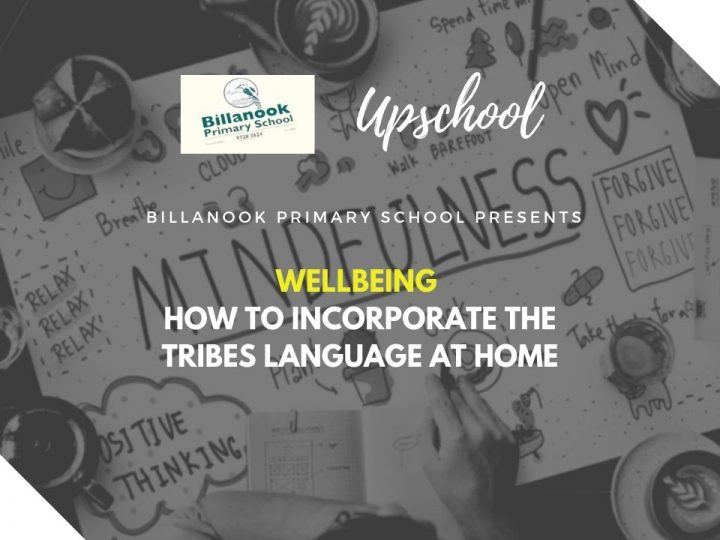 Wellbeing: How to Incorporate the Tribes Language at Home