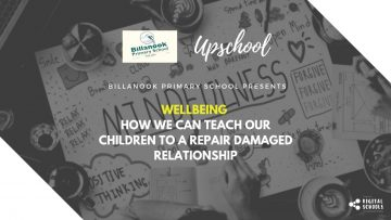 Wellbeing: How We Can Teach Our Children to a Repair Damaged Relationship